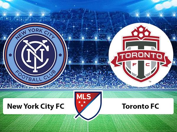 Nhận định New York City vs Toronto FC, 06h00 ngày 12/09 : Chủ nhà mất điểm