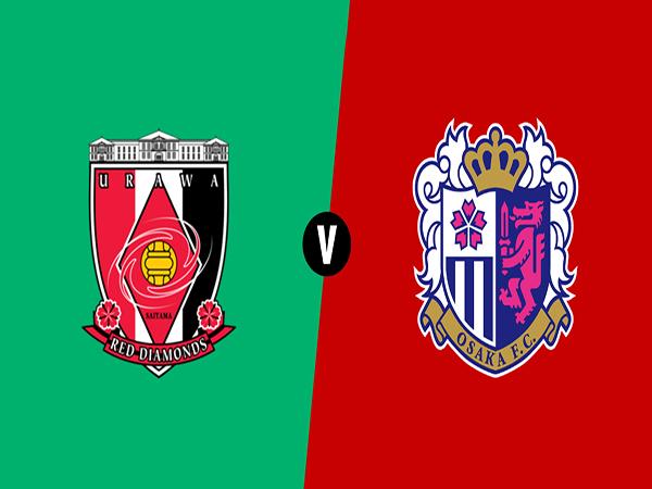 Nhận định Urawa Reds vs Cerezo Osaka, ngày 13/9 : Cuộc đua cúp C1