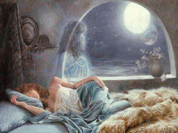 Điềm báo trong giấc mơ thấy người thân chết