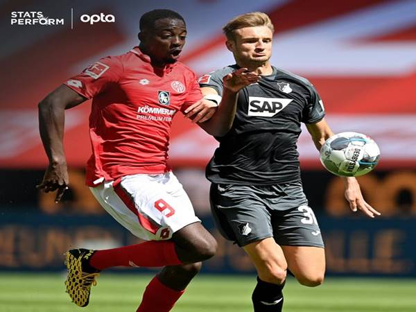 Mainz 05 - Hoffenheim: Vẫn nhận trái đắng