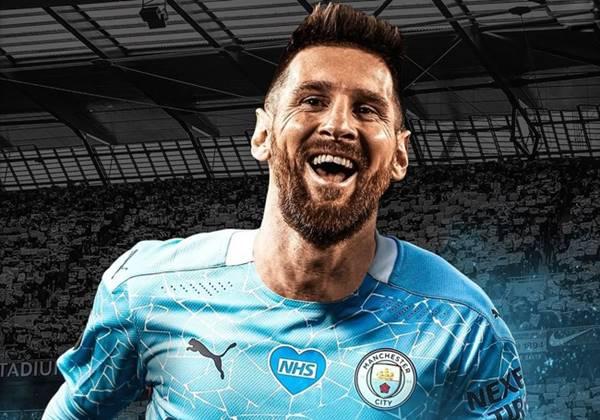Tin bóng đá quốc tế 26/8:Ba bến đỗ tiềm năng của siêu sao Lionel Messi
