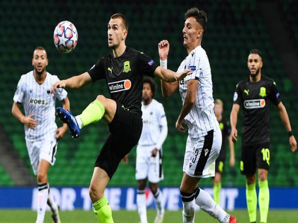 Nhận định soi kèo bóng đá PAOK vs Krasnodar, 02hh00 ngày 1/10