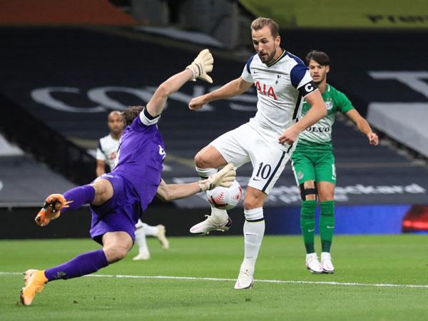 Bóng đá quốc tế tối 2/10: Tottenham dự vòng bảng Europa League