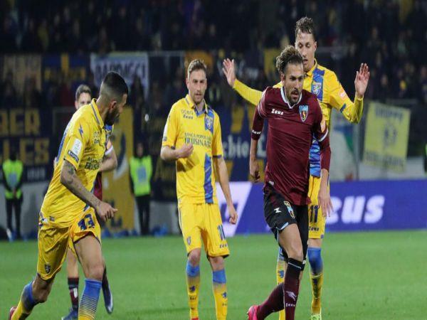 Nhận định, soi kèo Frosinone vs Salernitana, 03h00 ngày 19/12 - Serie B