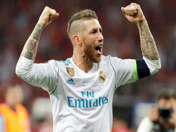 Tiểu sử cẩu thủ Sergio Ramos - Chiến binh kiên cường của Real