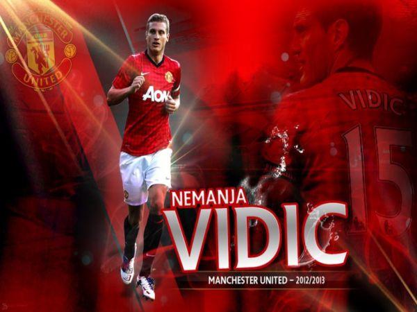 Tiểu sử Nemanja Vidic – Thông tin sự nghiệp cầu thủ của Vidic