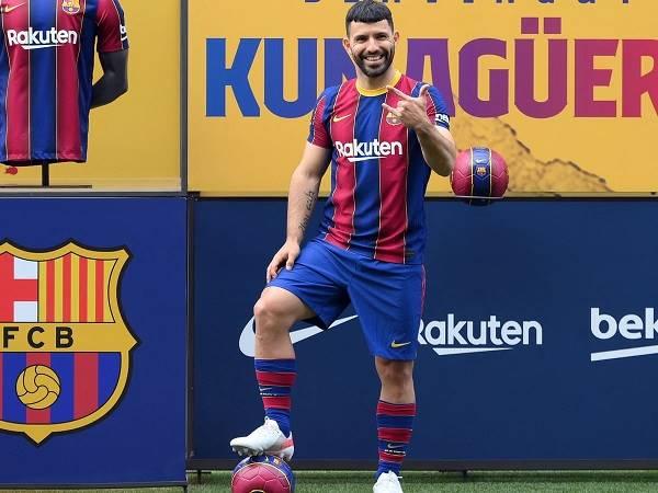 Chuyển nhượng bóng đá quốc tế 1/6: Aguero ra mắt Barca