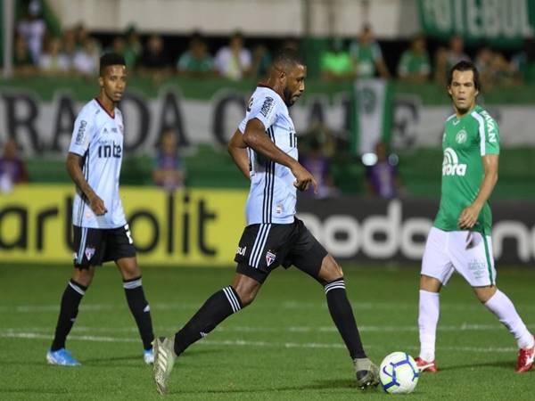 Nhận định bóng đá Sao Paulo vs Chapecoense, 05h00 ngày 17/6