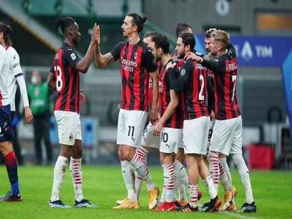 Nhận định tỷ lệ Spezia vs AC Milan, 20h00 ngày 25/9 - VĐQG Italia